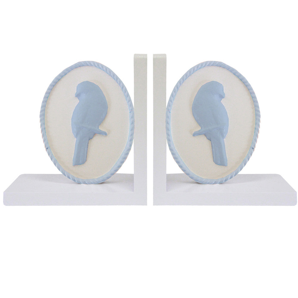Bella Deluxe Songbird bookends