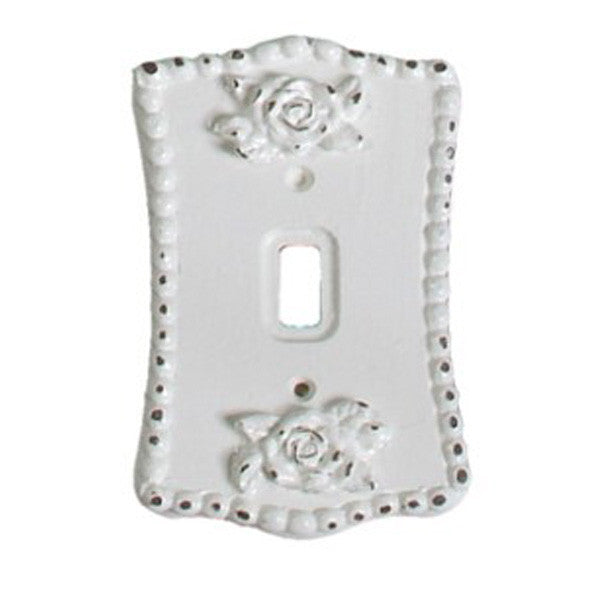 Bella double light decorative plate