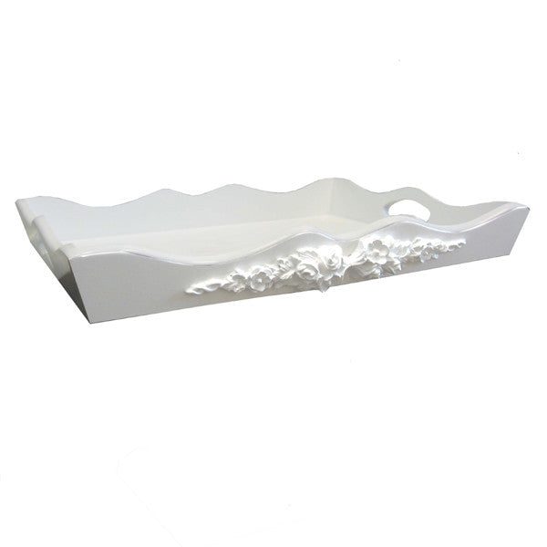 Bella cluster serving tray