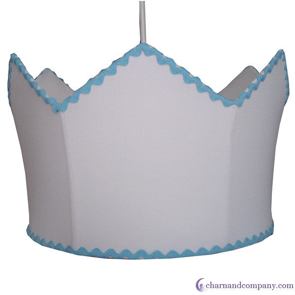 Ariana Crown Pendant