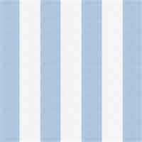 Cabana blue stripe