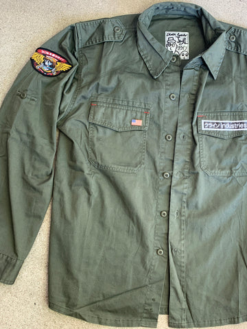 jk industries military jacket