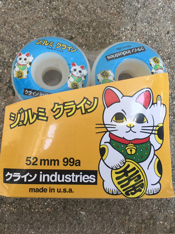 unlucky cat wheels 52mm 99a