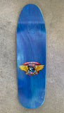 dream hawk BLUE 9.5 X 31.75 WITH 20 STICKER PACK