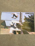 jeremy klein 2 table ollie poster 24 X 16