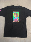 mark gonzales dream girl t-shirt - BLACK