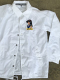 dream girl jacket - WHITE