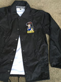 dream girl jacket - BLACK