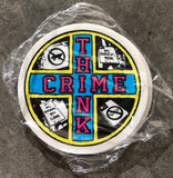 think crime stickers 10 pack