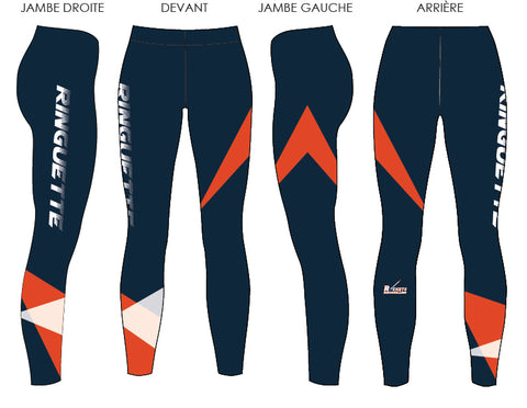 Roussillon Sublimated Leggings