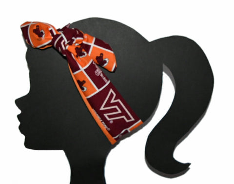 Virginia Tech Headband - Peachy Keen Boutique
