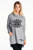 Sunday Funday Hoodie - Peachy Keen Boutique