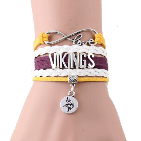 Vikings Bracelet - Peachy Keen Boutique
