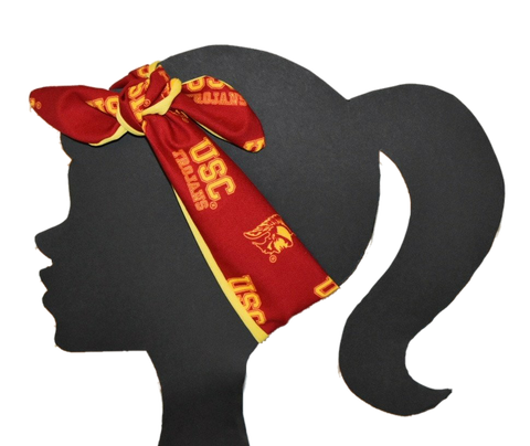 USC Trojans Headband - Peachy Keen Boutique