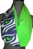 Seahawks Scarf - Peachy Keen Boutique