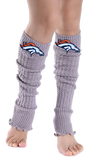 Broncos Leg Warmers - Peachy Keen Boutique