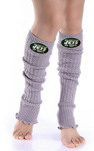 Jets Leg Warmers - Peachy Keen Boutique