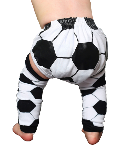 Soccer Baby Gift Set - Peachy Keen Boutique