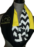 Hawkeyes Scarf - Peachy Keen Boutique