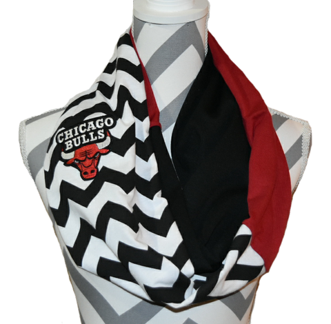 Bulls Scarf - Peachy Keen Boutique