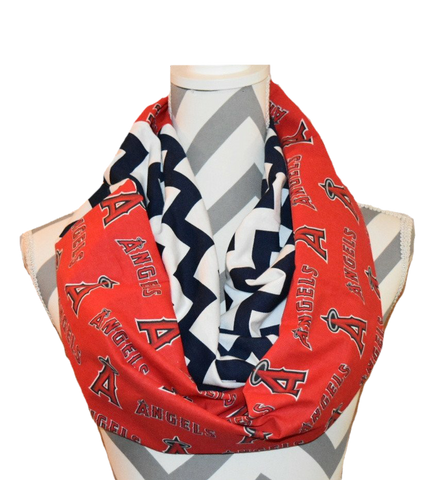 Los Angeles Angels Scarf - Peachy Keen Boutique