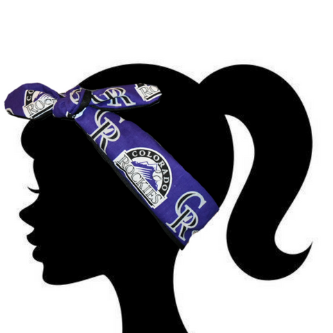 Rockies Headband - Peachy Keen Boutique