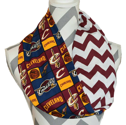 Cavaliers Scarf - Peachy Keen Boutique