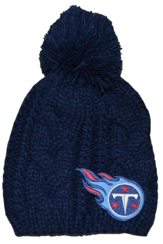 Titans Knit Beanie - Peachy Keen Boutique