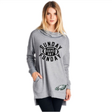 Eagles Sweatshirt - Peachy Keen Boutique