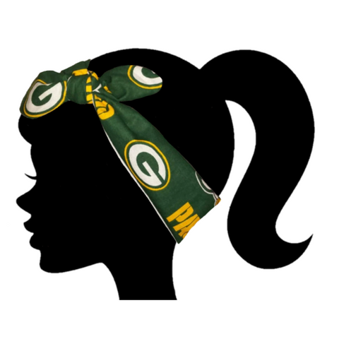 Packers Headband - Peachy Keen Boutique