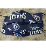 Titans Face Mask