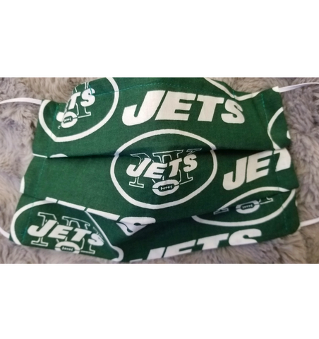 Jets Face Mask - Peachy Keen Boutique