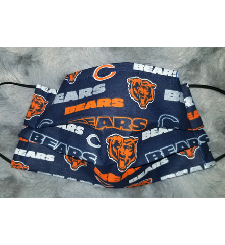 Bears Face Mask - Peachy Keen Boutique