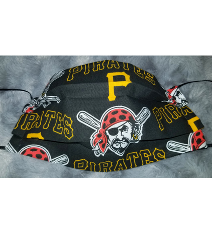 Pirates Face Mask