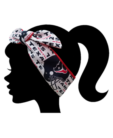 Texans Headband