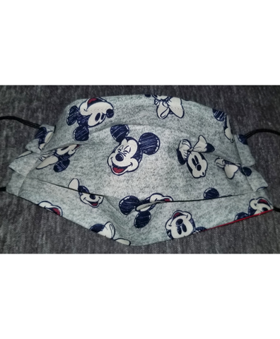 Mickey Face Mask
