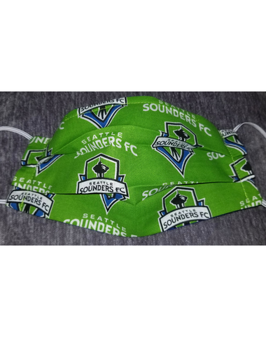 Sounders Face Mask