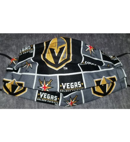Las Vegas  Golden Knights Mask
