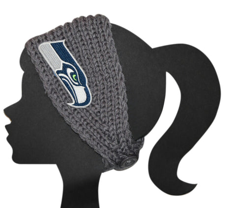 Seahawks Knit Headband - Peachy Keen Boutique