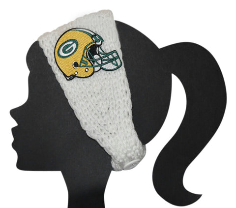 Packers Knit Headband - Peachy Keen Boutique