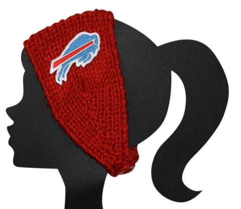 Bills Knit Headband