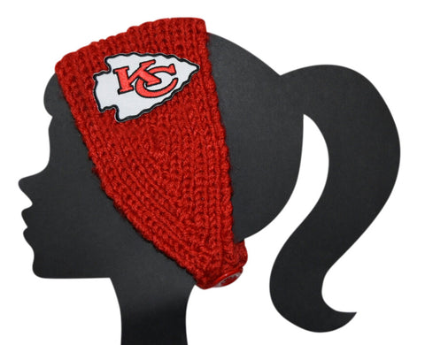 Chiefs Knit Headband
