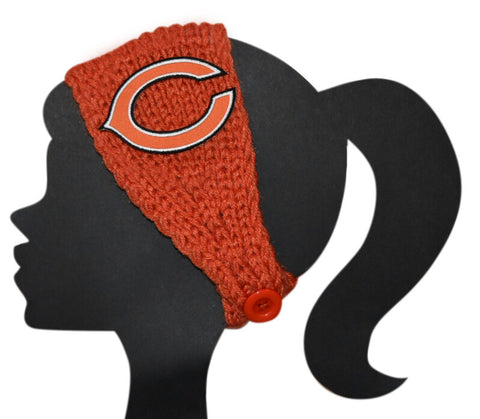 Bears Knit Headband - Peachy Keen Boutique