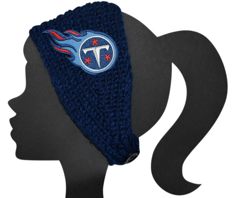 Titans Knit Headband