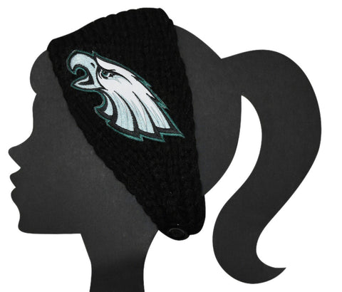 Eagles Knit Headband - Peachy Keen Boutique