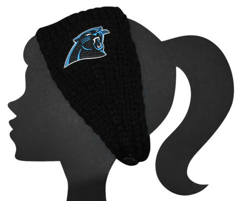 Panthers Knit Headband