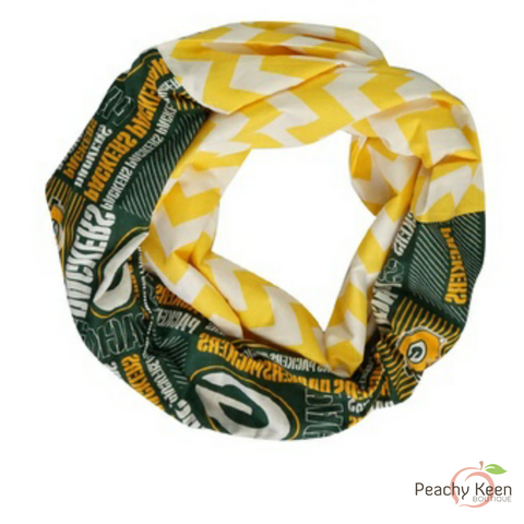 Packers Scarf - Peachy Keen Boutique