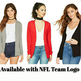 Any TEAM Custom Cardigan - Peachy Keen Boutique