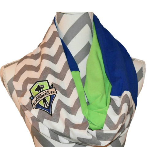 Sounders Scarf - Peachy Keen Boutique