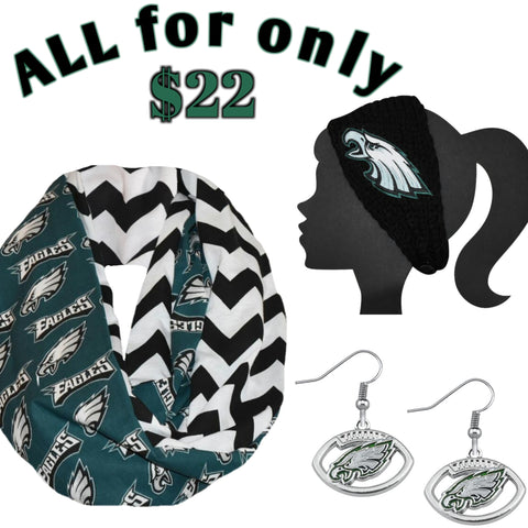 Eagles Bundle - Peachy Keen Boutique